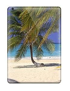 Pretty QQJVf1415ykPCM Ipad Air Case Cover/ Seven Mile Beach Grand Cayman Series High Quality Case