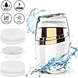Facial Cleansing Brush,COOFO Sonic Waterproof...