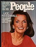 People Weekly 1976 November 01 Lee Radziwill