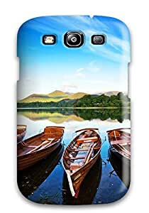 Galaxy S3 Hard Case With Awesome Look - QiTTcrO2911SKiwb