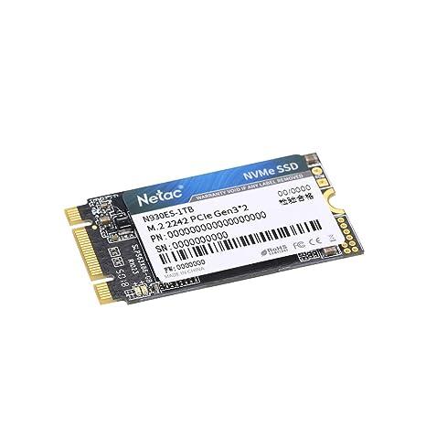Docooler Netac N930ES 1TB NVMe M.2 2242 SSD Gen3 * 2 PCIe 3D MLC ...