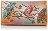 Anuschka 1043 Wallet,Angel Wings,One Size, Bags Central