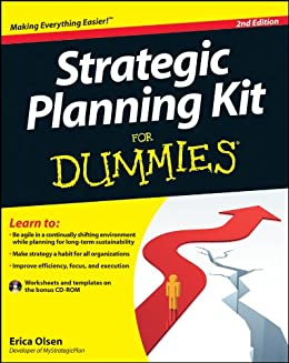 Strategic Planning Kit For Dummies by [Olsen, Erica]