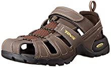 Teva Men's M FOREBAY Sandal, Turkish Coffee, 10 M US