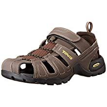 Teva Men's M FOREBAY Sandal, Turkish Coffee, 11 M US