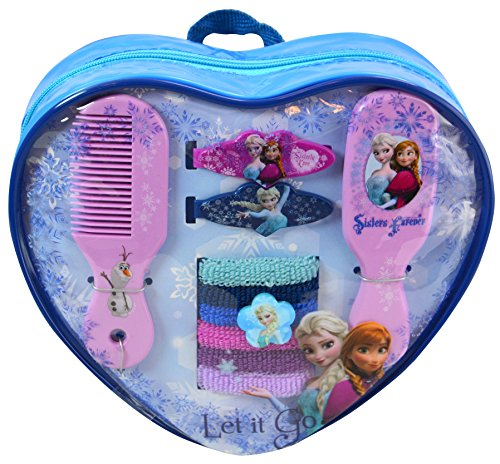 Frozen Backpack with Assorted Hair (Frozen Hair Accessories)