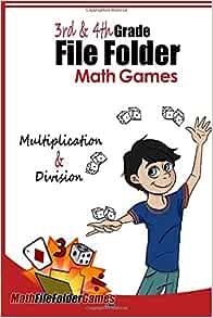 3rd grade file folder games free