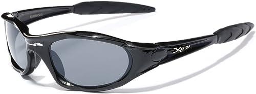 X-Loop Semi-Rimless Large Wrap Around Men/'s Sunglasses Perfect for Running//...