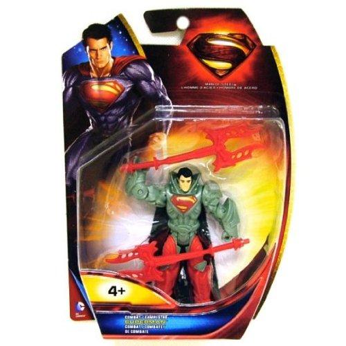 Superman Man of Steel Split Cycle Superman 3.75 inch Action Figure