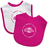 Baby Fanatic Bibs, Milwaukee Brewers