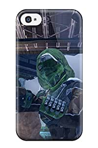 New Style Tpu Case For Iphone 4/4s With Destiny 8191079K41043948