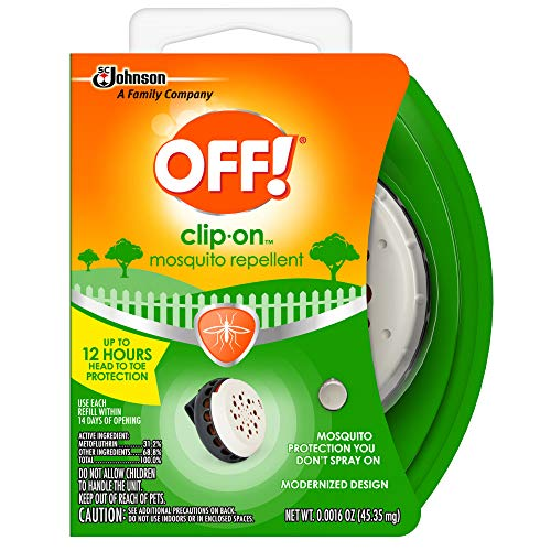 OFF Clip-On Mosquito Repellent