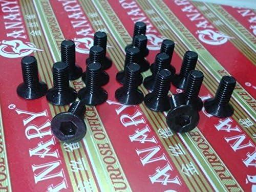 20 pcs SPD tacos para tornillos M5 * 12.5 mm para pedal Shimano ...