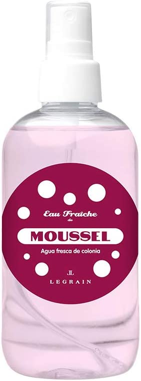 Moussel Agua Fresca de Colonia, 240 ml