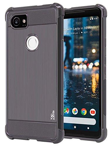 Google Pixel 2 XL Case, DGtle [Shockproof] TPU Gel...