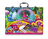 Crayola; Trolls Glitter Scrapbook Kit; Art Tools for Scrapbooking Activities; over 115 Pieces; Great Gift