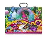 Crayola; Trolls Glitter Scrapbook Kit; Art Tools for Scrapbooking Activities; over 125 Pieces; Great Gift