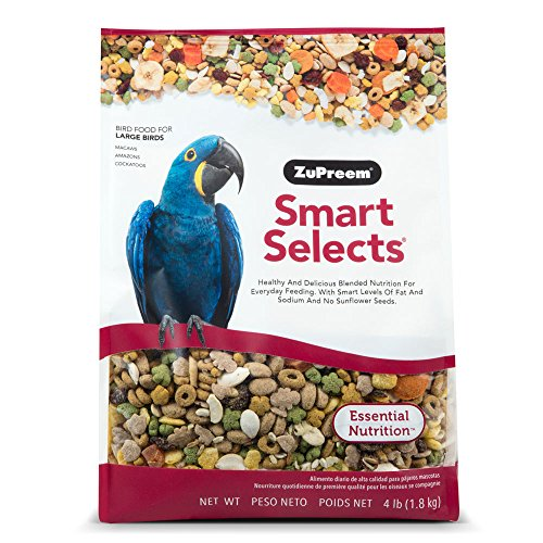 ZuPreem 87534040 Smart Selects Macaws