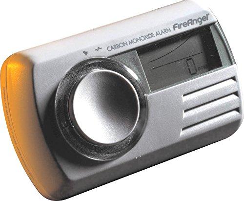 3x Fireangel CO-9D Digital Sealed for Life Carbon Monoxide Alarm
