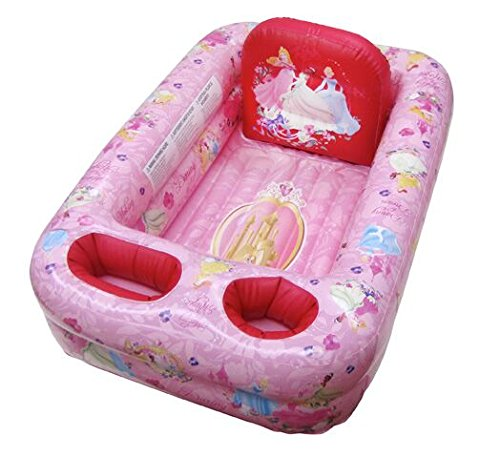 disney princess inflatable safety bathtub pink baby product in the uae see prices reviews. Black Bedroom Furniture Sets. Home Design Ideas