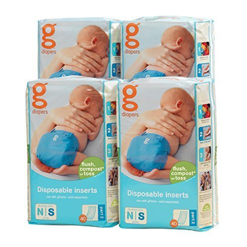 g diaper insert disposable - 3