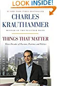 #2: Things That Matter: Three Decades of Passions, Pastimes and Politics
