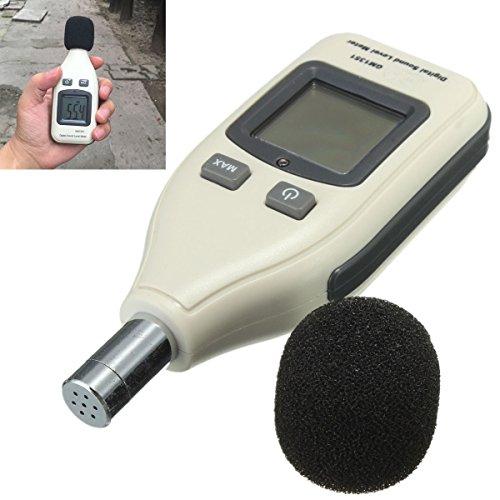 Professional GM1351 Digital Sound Level Meter Decibel Logger 30-130dB