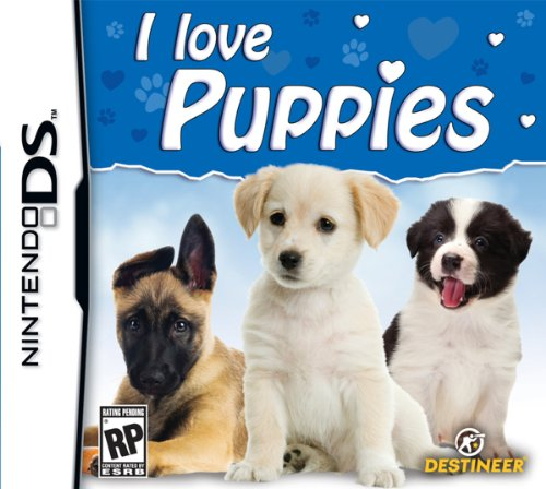 DS I Love Puppies (I Love Puppies Ds Game)