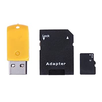 Asiright - Tarjeta de memoria flash para móvil (alta velocidad ...