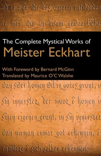 The-Complete-Mystical-Works-of-Meister-Eckhart
