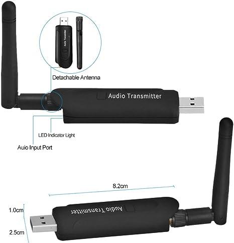 Docooler B5 Bluetooth Transmitter Wireless Audio Elektronik