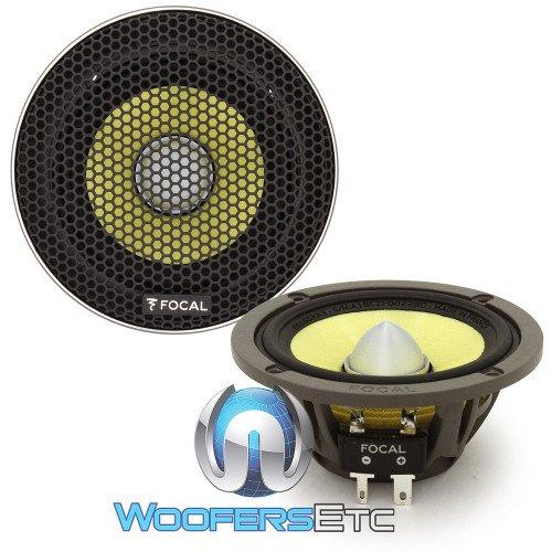 """3KRX3 - Focal 3"""" 50W RMS K2 Power Midrange Speakers PAIR"""