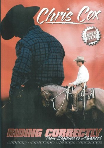 RIDING CORRECTLY From Beginner to Advanced - Chris Cox DVD