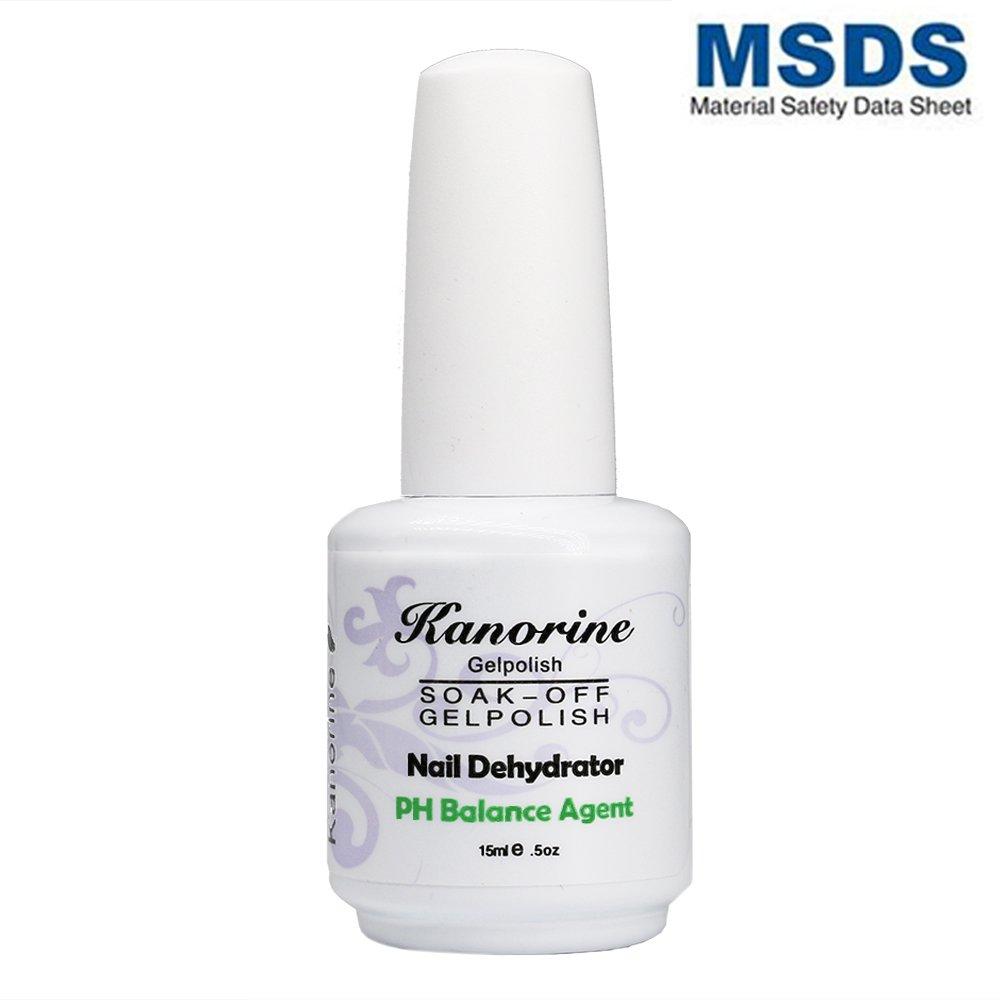 Amazon.com: Kanorine Nail Polish Bonding Helper PH Balance Agent ...