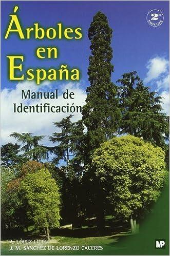 Árboles en España. Manual de identificación