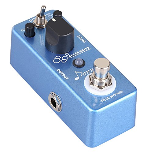 Donner Blues Drive Vintage Overdrive Guitar Pedal Review