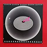 QUEEN Jazz LP Vinyl VG+ Cover VG+ GF 1978 Elektra 6E 170