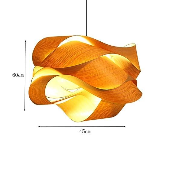 Amazon.com: CTO William 337 - Lámpara de araña de madera ...