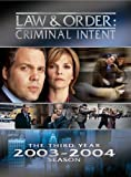 Law & Order: Criminal Intent - The Third Year [DVD] [Region 1] [US Import] [NTSC]