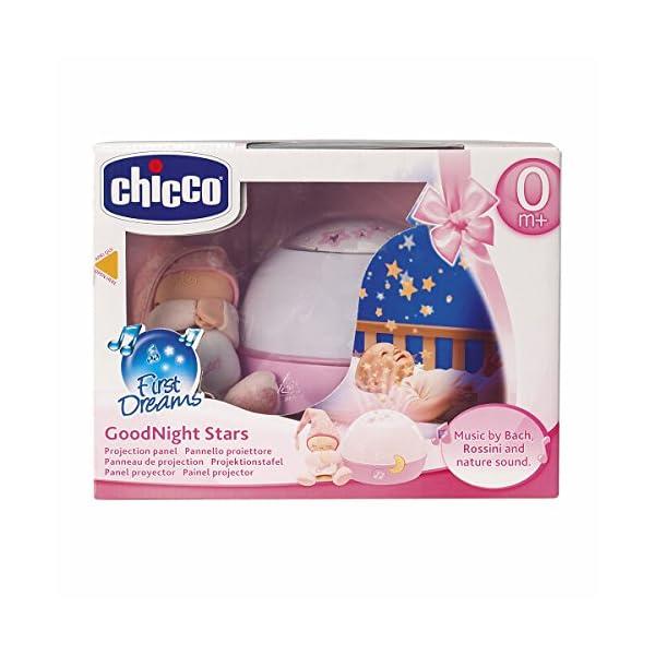 Chicco - Gioco First Dream Projector, Rosa, 24271 2 spesavip