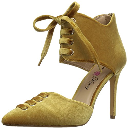 Penny Loves Kenny Women's Mince Dress Pump Gold
