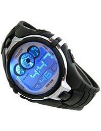 Digital Boys Sports Watch Date Alarm Stopwatch with 6...