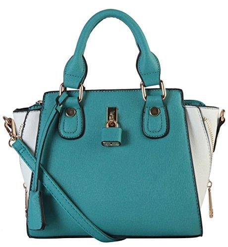 diophy-saffiano-pu-leather-side-zip-small-satchel-top-handle-crossbody-womens-handbag-purse-sz-3208-