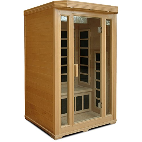 Crystal Sauna BH200 2-Person Infrared Sauna