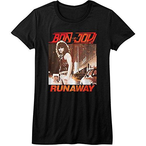 n Jovi Runaway Junior Top X-Large Black ()