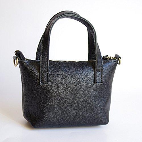 Simple Un À Bandoulière Portable black Sac GUANGMING77 BpUqwzB