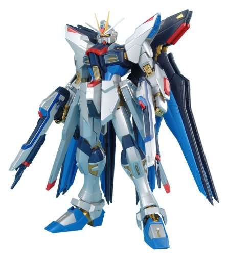 Bandai Hobby Strike Freedom Gundam Extra Finish Version 1/100 - Master Grade (Finish Cosmo)