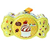 George Jimmy Candy Coin Holder Coin Collecting Coin Purse Money Bag Cash Box Gift for Kids