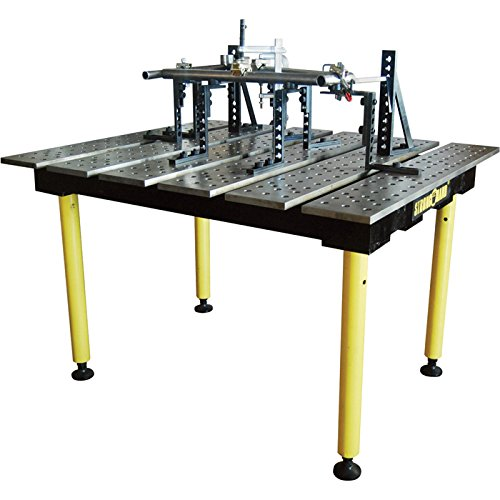 - Strong Hand Tools BuildPro Modular Welding Table, Model# TMA54738