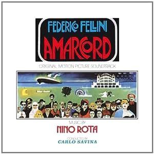 Fellini's Amarcord [Vinilo]
